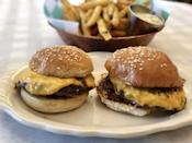 <p>There's definitely something special about the burger at Charleston, South Carolina's Little Jack's Tavern. Prepared on a griddle, the burger is topped with special sauce, griddled onions and American cheese. The double tavern burger is served with double the meat and double the cheese.</p>