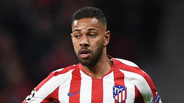 Arsenal have been linked with a move for Atletico Madrid's Thomas Lemar, who is facing time out with a hamstring injury.