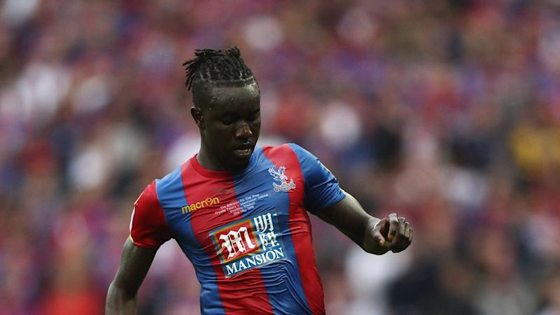 Crystal Palace's Pape Souare delighted with Senegal call-up
