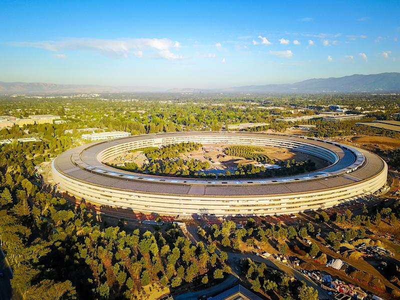 Apple's Employees Can't Stop Running Into Glass Walls