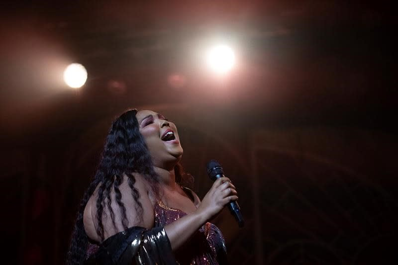 Lizzo named The Associated Press' Entertainer of the Year