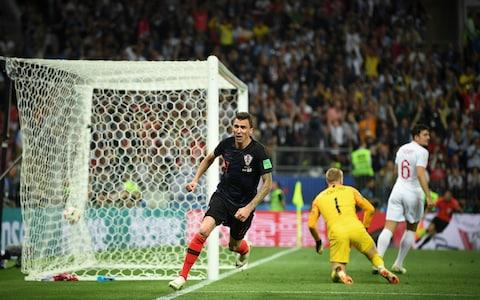 <span>England and Croatia meet again in a major tournament</span> <span>Credit: Getty Images </span>