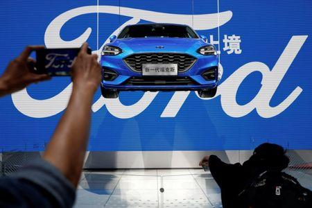 Ford's Chinese sale slump worsens as buyers await overhauls to aging vehicles