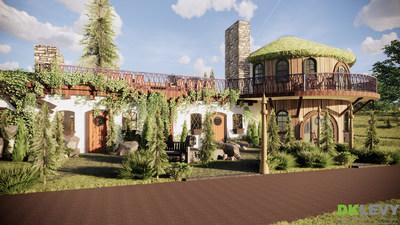 Ancient Lore Village at Boyd Hollow is an ancient themed event venue located in Knoxville, TN that is scheduled to open in late 2020.