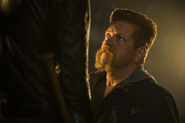 <p>TV Abraham was a lot quippier and odd than Comics Abraham, who was more business-like and straightforward. And the latter got an arrow through his eye. On the show, he was infamously bludgeoned to death by Negan alongside Glenn. Meanwhile, his romance with Sasha was taken from a comics storyline involving Holly.<br><br>(Photo Credit: Gene Page/AMC) </p>