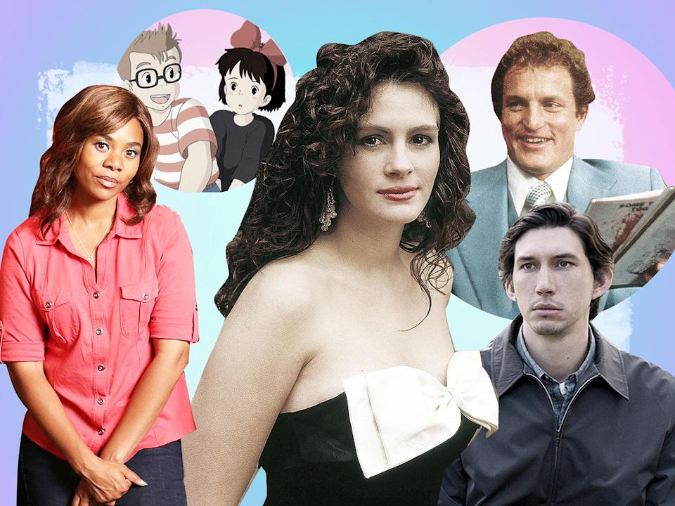 From Julia Roberts to Studio Ghibli, we've got you covered (The Independent)
