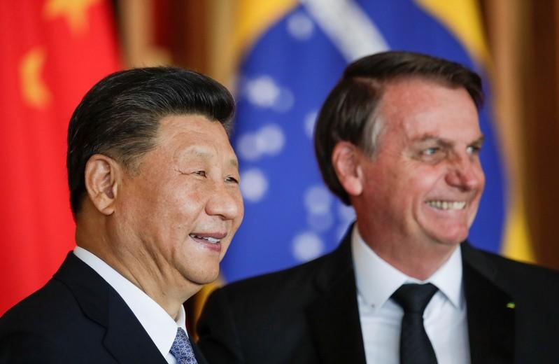 China to announce billion-dollar investment in Brazilian port of Sao Luis - sources
