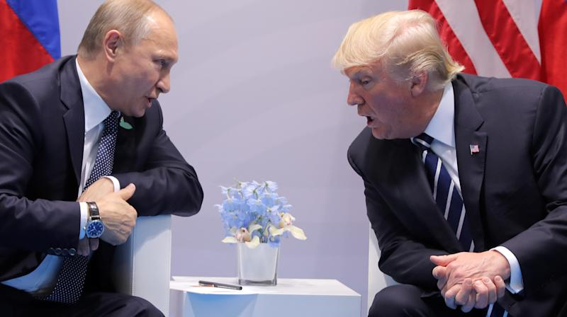 Former Intelligence Chief James Clapper: Putin Is Handling Trump Like A Russian 'Asset'