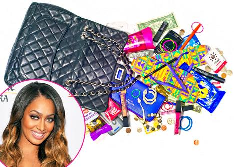 La La Anthony: What's In My Bag?