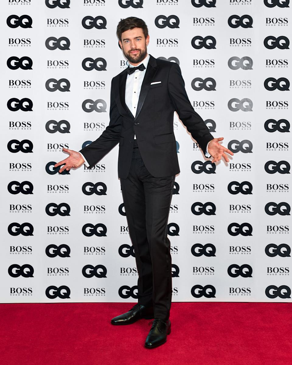 <p>Jack Whitehall, the host</p>GQ MEN OF THE YEAR AWARDS 2020 IN ASSOCIATION WITH HUGO BOSS