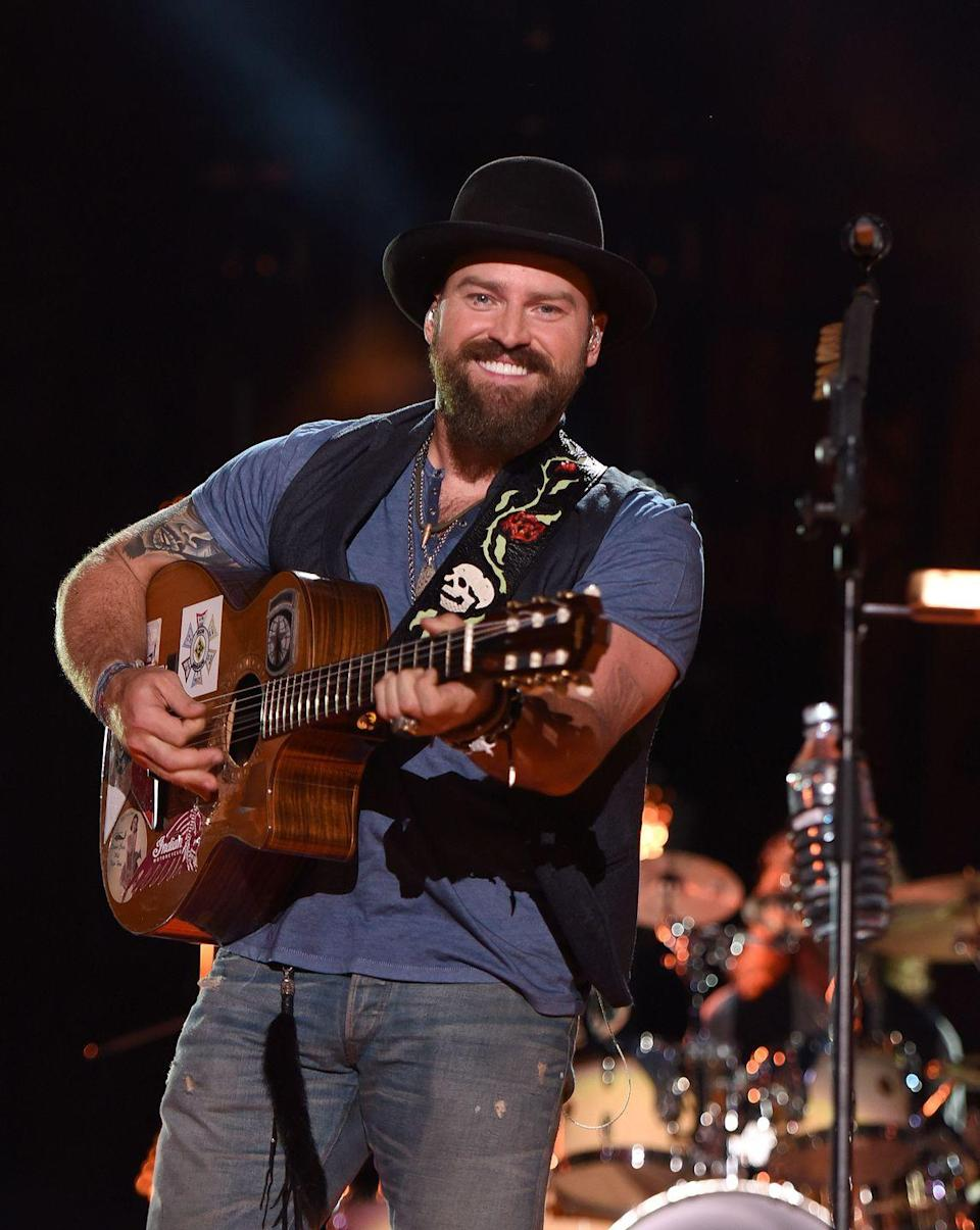 """<p>Zac Brown sure knows how to play for a crowd of college kids and his music is super popular at fraternities. That could be because Brown was a member of one himself. While attending the University of West Georgia, Brown was in <a href=""""https://carolinacountrymusicfest.com/news/11-things-about-zac-brown-band/#:~:text=Zac%20Brown%20was%20a%20member,the%20University%20of%20West%20Georgia."""" rel=""""nofollow noopener"""" target=""""_blank"""" data-ylk=""""slk:Kappa Alpha"""" class=""""link rapid-noclick-resp"""">Kappa Alpha</a>. </p>"""