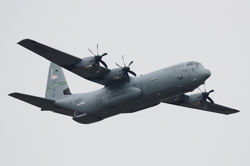 Six Missing After Two American Military Planes Crash Off Japan, Search Op On