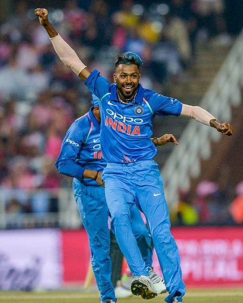 Hardik Pandya is short of match-practice after his back injury