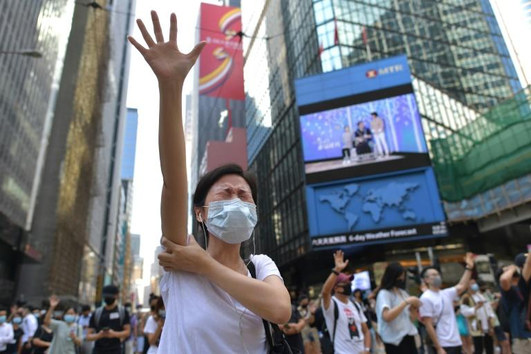 Hong Kong's protesters are demanding the right to elect their leaders