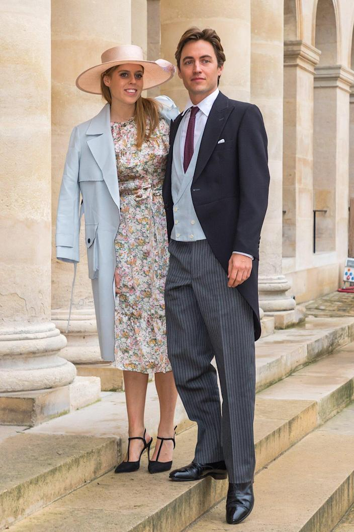 Princess Beatrice S Royal Wedding Was Set For Today All About