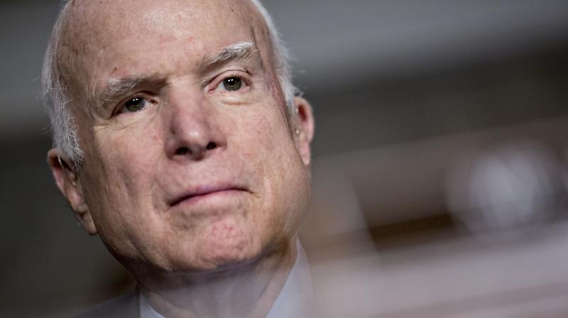 John McCain's Wife Rebukes White House Official Who Mocked Him As 'Dying Anyway'