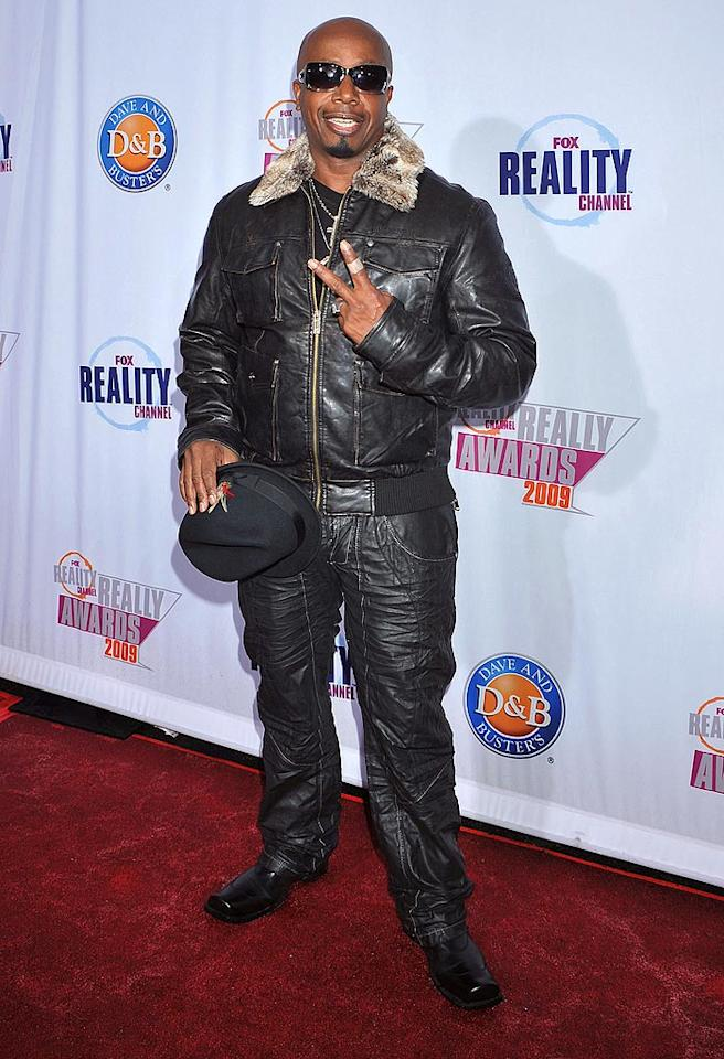 "It's ""Hammertime""! The rapper turned reality star was nominated for Really Favorite Performer. Jeffrey Mayer/<a href=""http://www.wireimage.com"" target=""new"">WireImage.com</a> - October 13, 2009"