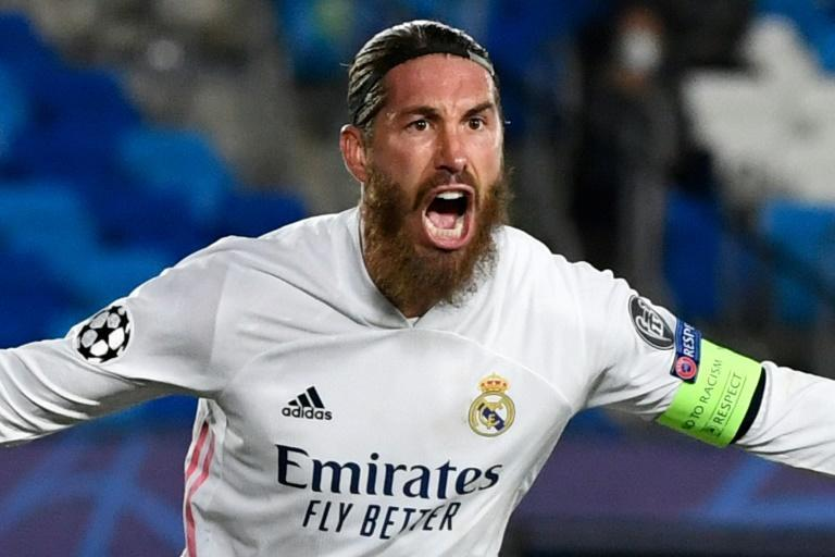 Sergio Ramos scored his 100th Real Madrid goal in midweek against Inter