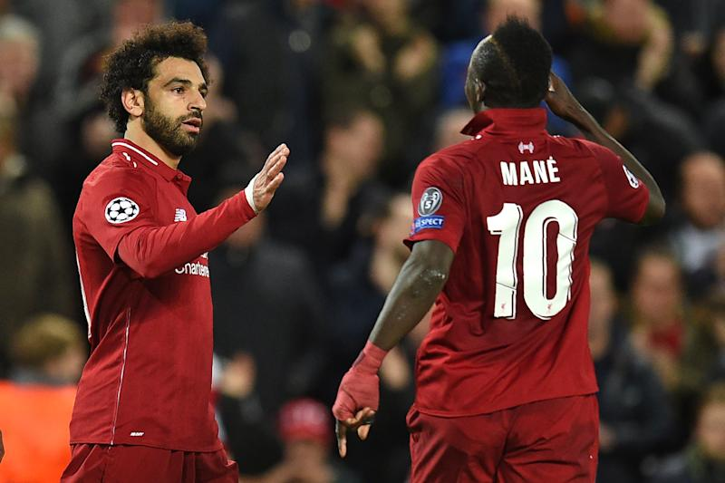 Salah nets 50th Liverpool goal in Red Star romp