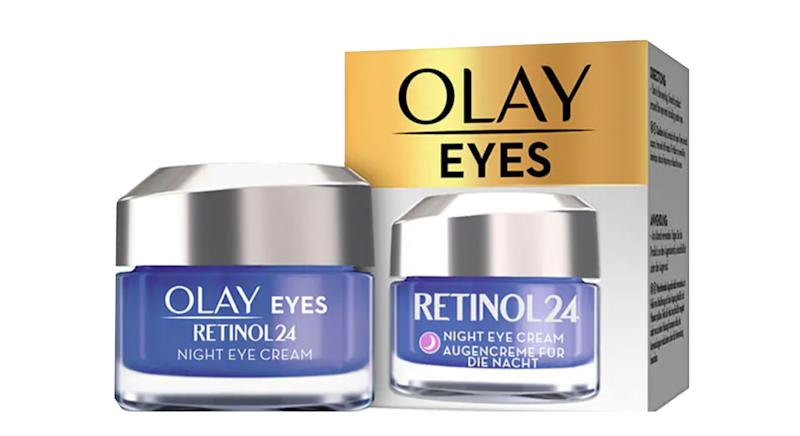 Olay Retinol24 Night Eye Cream Retinol & Vitamin B3
