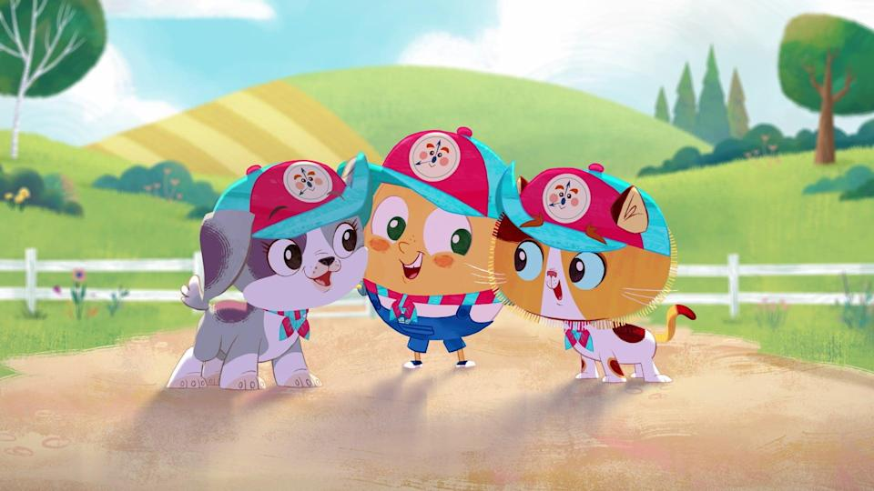 <p>Season one of this animated preschool show is already streaming, and season two joins the party on June 15.</p>