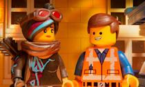 <p>Set five years after the first movie, Bricksburg is now a post-apocalyptic wasteland, an intergalactic invader kidnaps Lucy, Batman and other faves and it's up to Emmet, and new hero Rex Dangervest, to save them. </p>