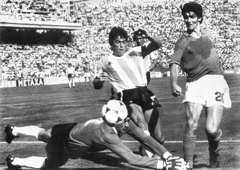 Rossi's six goals in Italy's victorious 1982 World Cup campaign made him a national icon