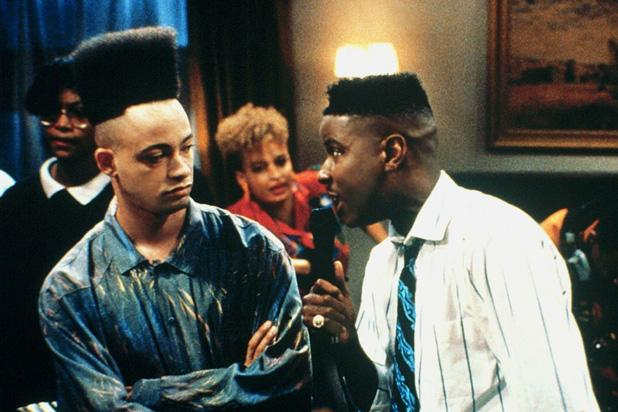 Kid-N-Play in 'House Party' (New Line Cinema)