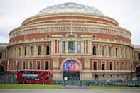 The Royal Albert Hall was opened in 1871