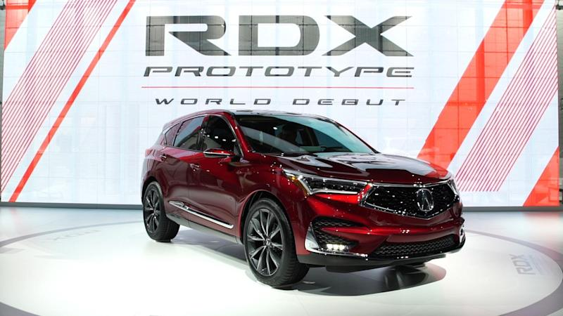 All-New 2019 Acura RDX Gains Advanced Safety Systems ...