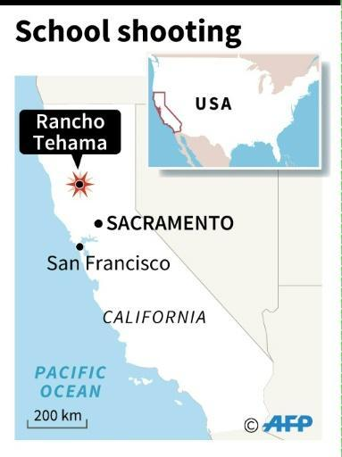 <p>Four killed in California mass shooting</p>