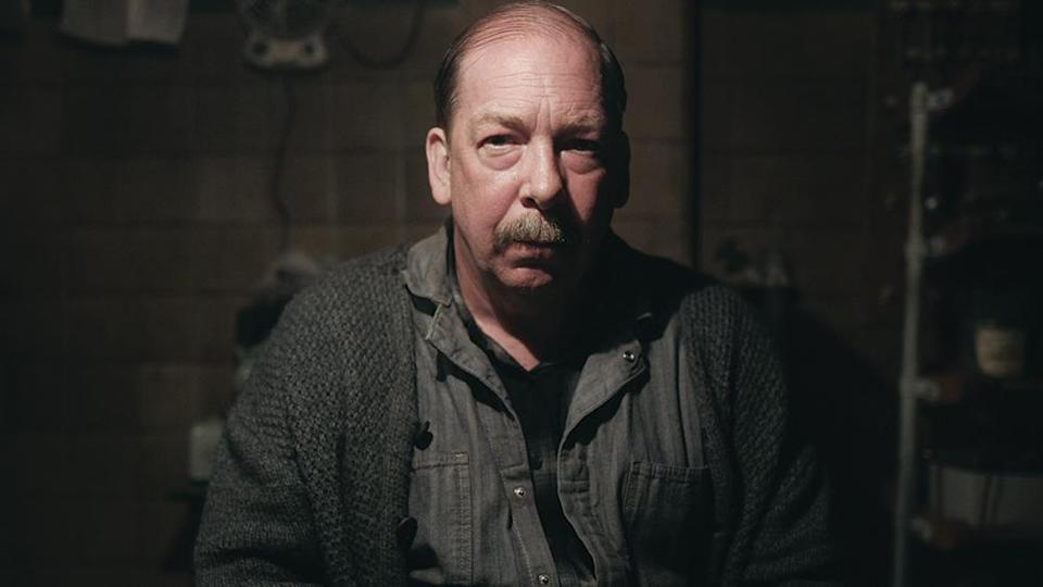 THE QUEEN'S GAMBIT (L to R) BILL CAMP as MR. SHAIBEL in episode 101 of THE QUEEN'S GAMBIT Cr. COURTESY OF NETFLIX © 2020 - Credit: Courtesy of Netflix
