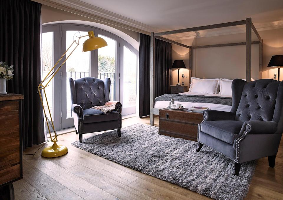 The Harper is a glass factory reimagined as a 32-room hotel (The Harper)