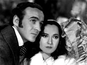 """<p>Set in the misty moors of England, the haunting tale of Cathy and Heathcliff has everything a good fall movie needs: drama, romance, and (of course) ghosts. The 1939 adaptation of Emily Brontë's novel of the same name features Merle Oberon and Laurence Olivier as the passionate pair. </p> <p><a href=""""https://www.amazon.com/Wuthering-Heights-Merle-Oberon/dp/B08CVQX5Y7/ref=sr_1_2?dchild=1&amp;keywords=wuthering+heights&amp;qid=1632276710&amp;s=instant-video&amp;sr=1-2"""" class=""""link rapid-noclick-resp"""" rel=""""nofollow noopener"""" target=""""_blank"""" data-ylk=""""slk:Watch Wuthering Heights on Amazon Prime Video"""">Watch <strong>Wuthering Heights</strong> on Amazon Prime Video</a>.</p>"""