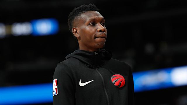 Golden State waived Chris Boucher in late June and ended up signing Damion Lee and Marcus Derrickson to two-way contracts.