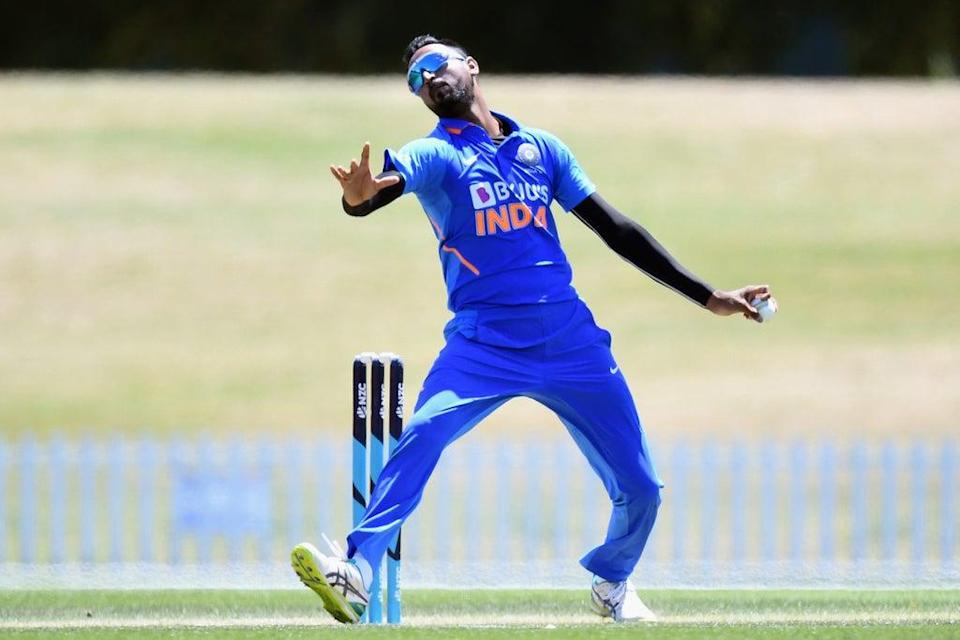 Krunal Pandya plays for India as well as the Mumbai Indians (Getty Images)