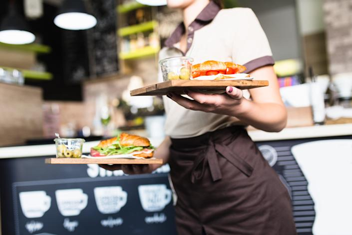 A new survey has underscored the impact of staff shortages on businesses such as restaurants (Shutterstock)
