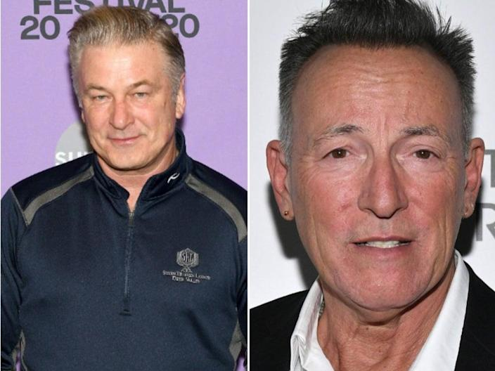 <p>Alec Baldwin weighs in on Bruce Springsteen's DWI arrest</p> (Getty Images)