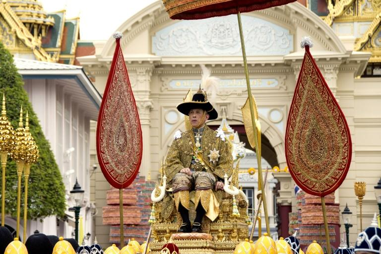 The Thai king's coronation started on Saturday, and is the first in 69 years