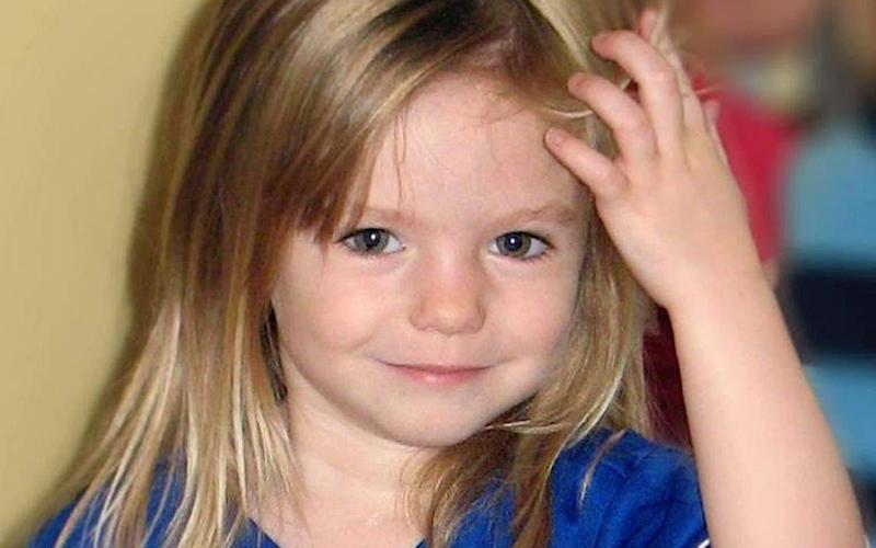 Madeleine McCann went missing in 2007 - PA