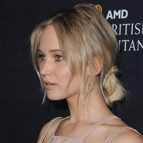 Jennifer Lawrence Natural Hair Color Yahoo