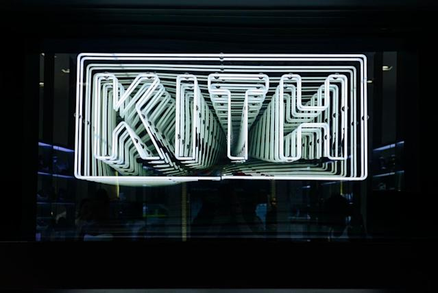 Kith Relaunches App With Special Giveaways and Exclusive
