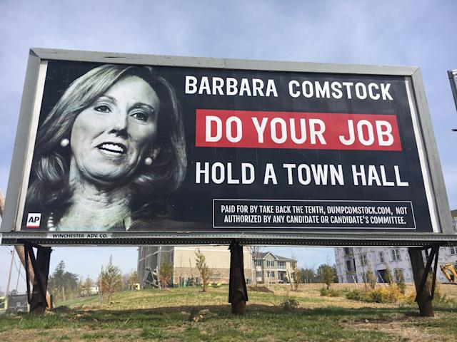 'Do your job' billboard