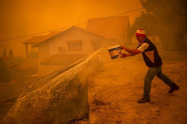 Experts say when locals flee their homes engulfed in flames, more rural areas are abandoned -- increasing their flammability