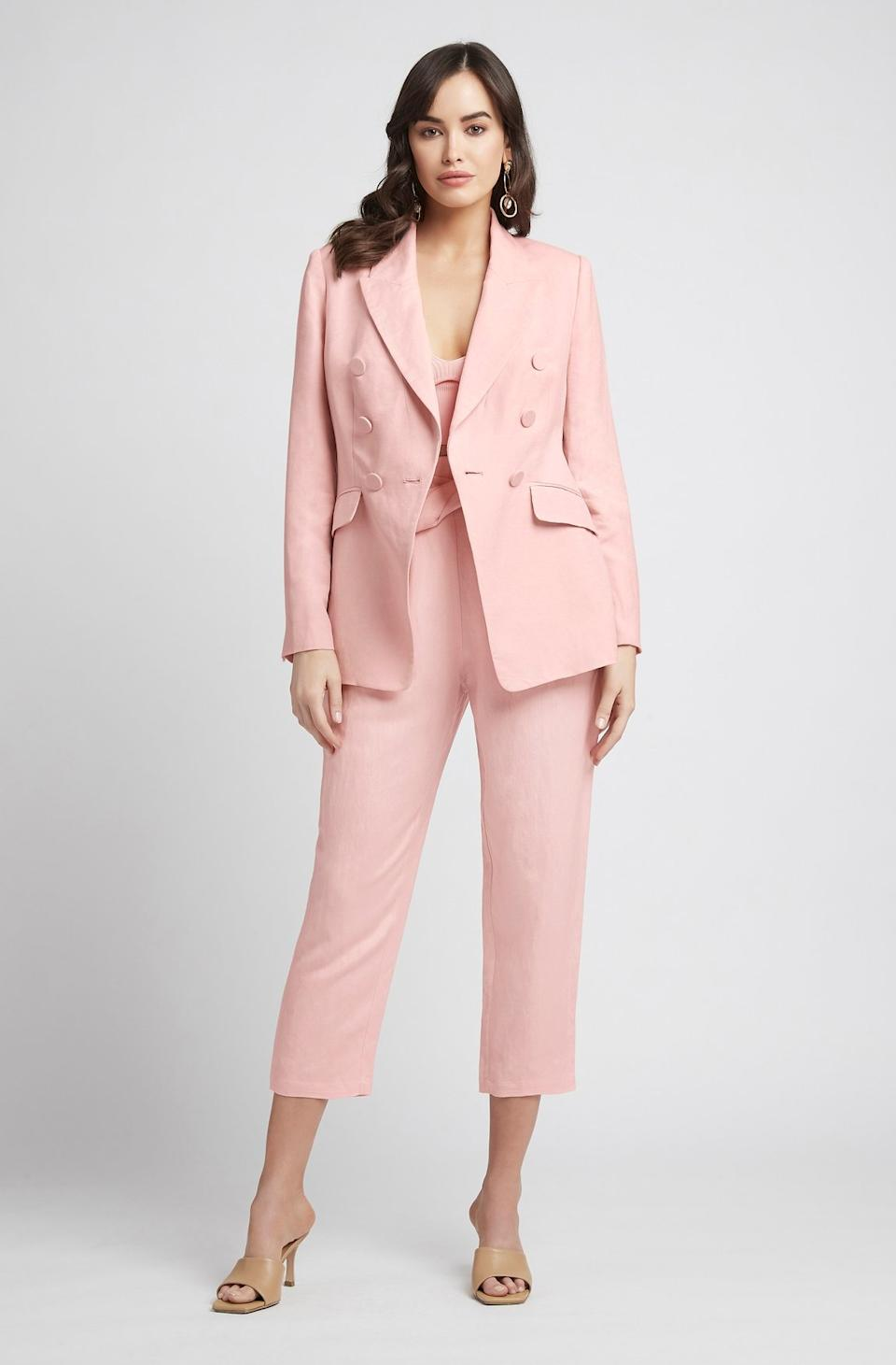 Sheike Piper Jacket, $169.95, and matching Piper pant, $119.95