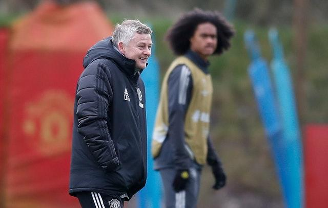 Ole Gunnar Solskjaer has given debuts to a few academy prospects