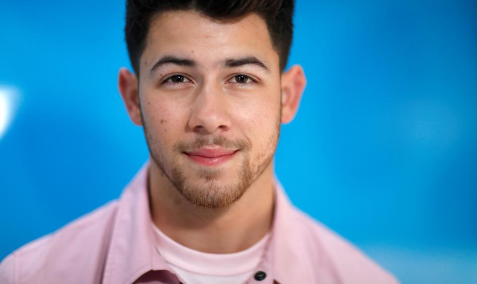 Singer Nick Jonas poses for a portrait while promoting a campaign to encourage everyone to schedule their annual medical check-up in Los Angeles, California, U.S., March 7, 2019. REUTERS/Mario Anzuoni