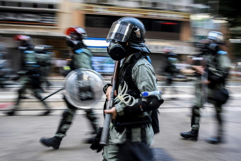 Five months of unrest have turned increasingly violent, with police using tear gas and rubber bullets against protesters