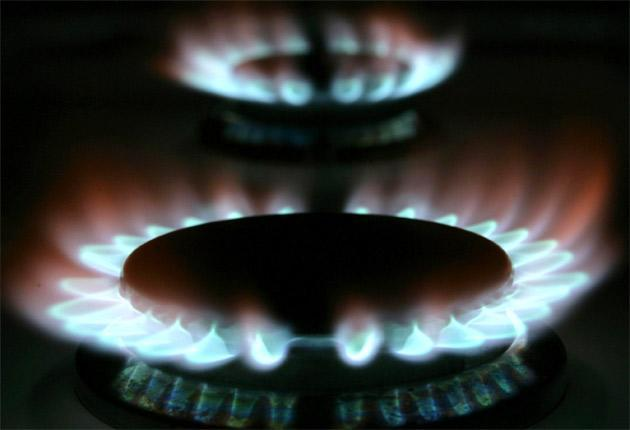 Wholesale gas prices have soared in recent weeks, with warnings that many small suppliers could go under (Stock image)  (PA)