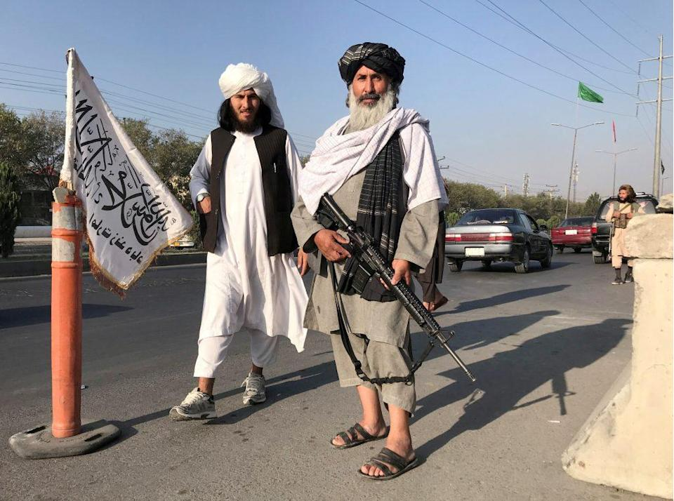 Here's what we know about the Taliban's income?